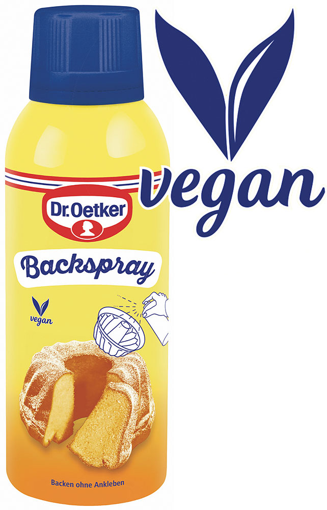 Dr. Oetker Backspray 125ml